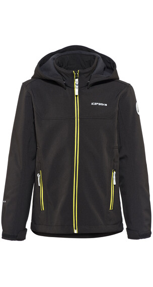 Icepeak Remi Jacket Boys black